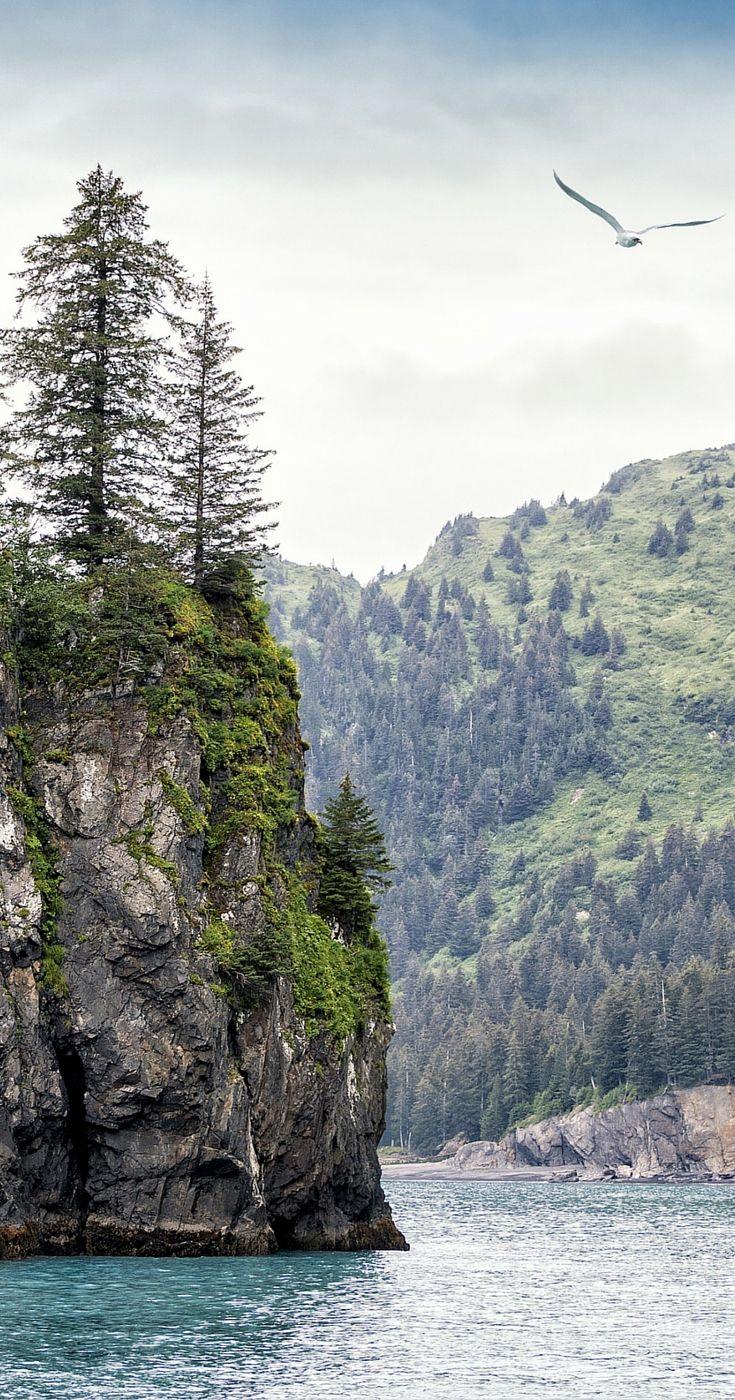 Kenai Peninsula in Seward Alaska! Click to read 10 Irresistible Reasons to Visit Alaska!