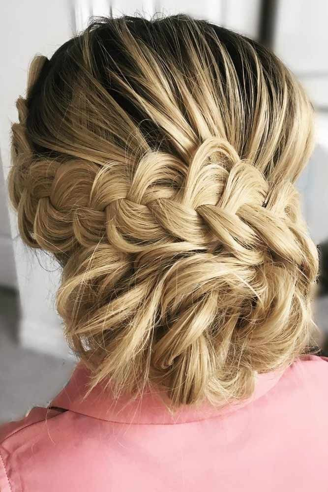 46 Fabulous Braided Updo Hairstyle Women Ideas Hairstyles
