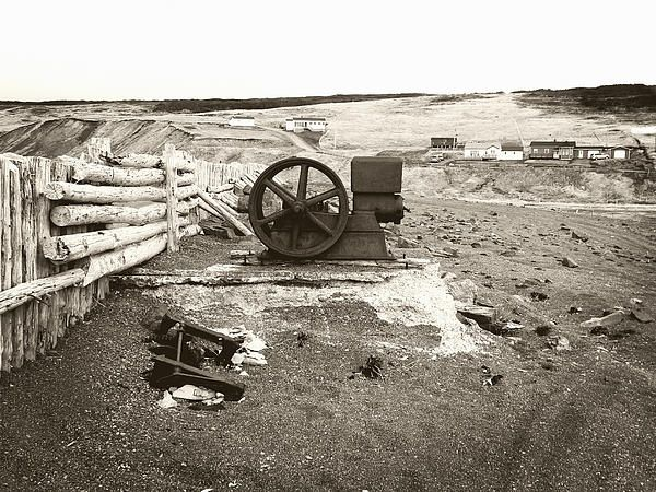 The Abandoned by Zinvolle - Photo taken in southern shore, Newfoundland, Canada