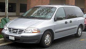 Ford Windstar [2nd generation] (1999–2003)