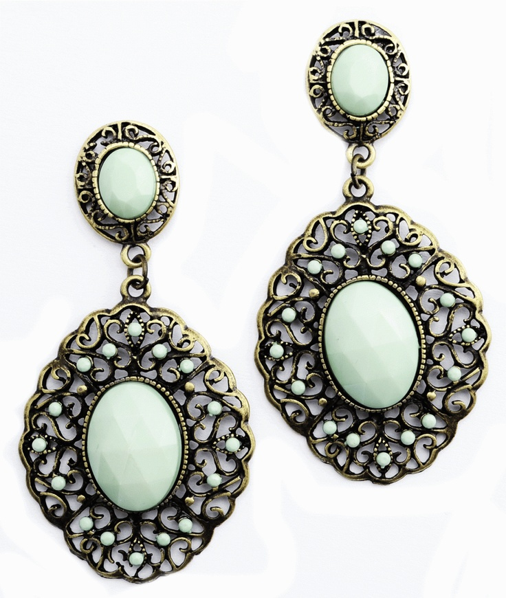 Cercei mari, Venetian Affair - Meli Melo - Paris/ chandelier earrings, Venetian Affair spring collection 2013