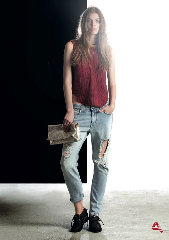 #cyclejeans #CYCLEspringsummer15 #women #apparel #accessories #denim #jeans #style #fashion