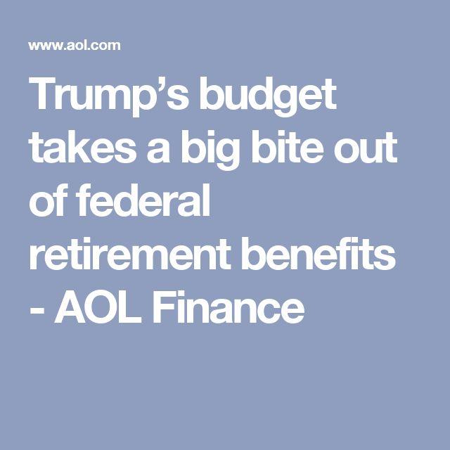 Más de 25 ideas increíbles sobre Federal retirement en Pinterest - budget proposal