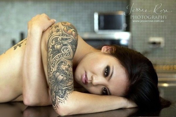Half Sleeve Tattoo Designs (15)
