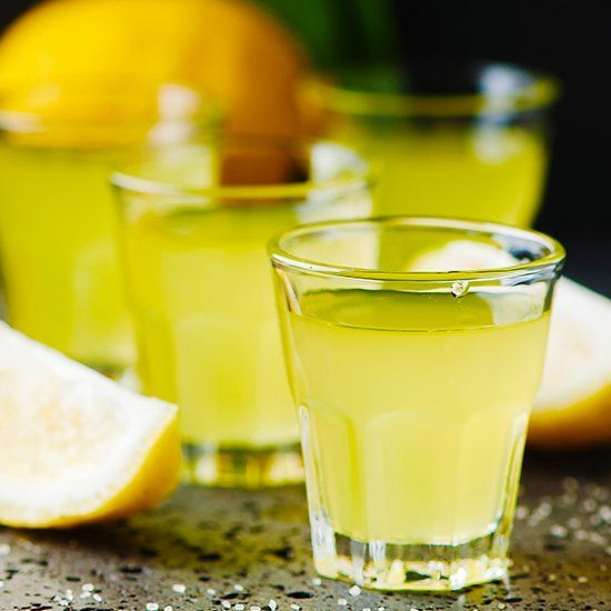 If you haven't had Limoncello or at least heard of it, I question if you're really Italian or Italian-American?