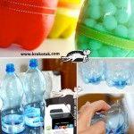 Ябълки+от+пластмасови+бутилки