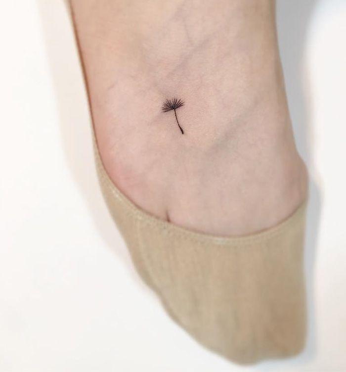 13 Tatuagens Minimalistas Que Vão Te Deixar Com Vontade De Tatuar Agora