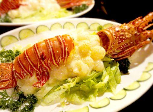 Resep Masakan Lobster Bakar Pedas