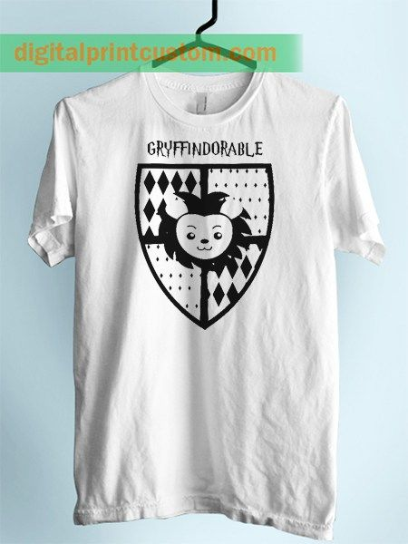 Harry Potter Gryffindorable Unisex Adult Tshirt
