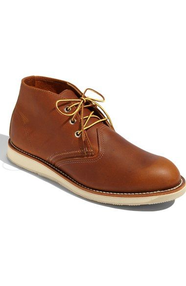 Red Wing 'Classic' Chukka Boot (Men) available at #Nordstrom