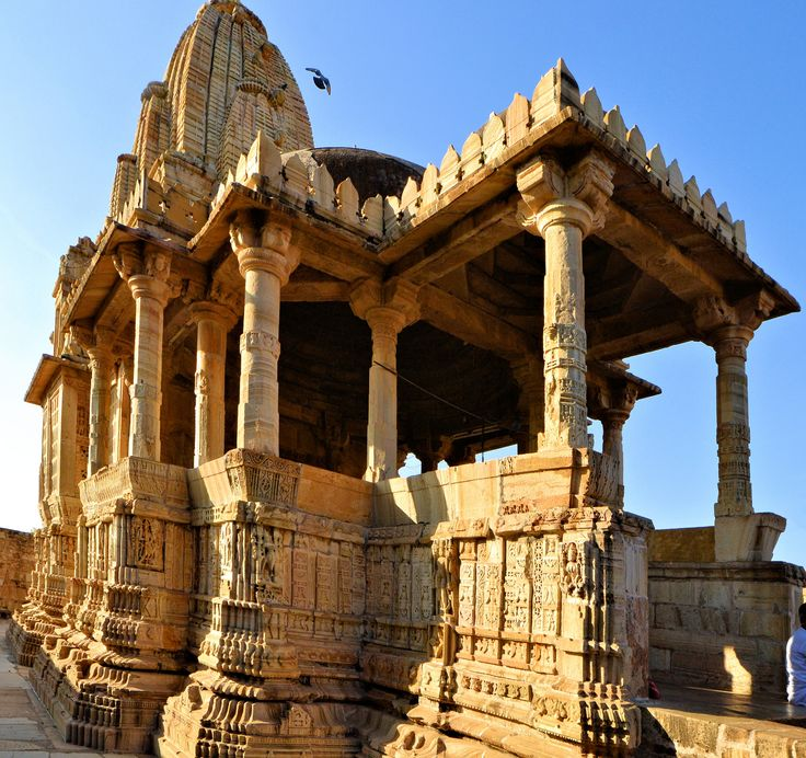 "https://flic.kr/p/rufdQB | Meera Temple, Chittorgarh Fort | <i>Meera Temple, where saint Mirabai prayed to Krishna, starting her bhakti (devotional) movement expressing love of God through the analogy of human relations</i>.  <a href=""http://en.wikipedia.org/wiki/Meera"" rel=""nofollow"">Meera</a> was a Rajput princess born in about 1498 in Merta, Rajasthan. Her father, Ratan Singh, was the son of Rao Jodha ruler and founder of Jodhpur. She was married to Bhoj Raj, ruler of Chittor in 1516…"