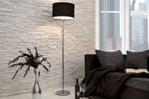 LAMPA GLAMOUR ALLURE podłogowa by planeta design nowoczesne i designerskie lampy - Planeta Design MEBLE DEKORACJE DESIGNERSKIE NOWOCZESNE KARE INVICTA INTERIOR wysyłka w 48h