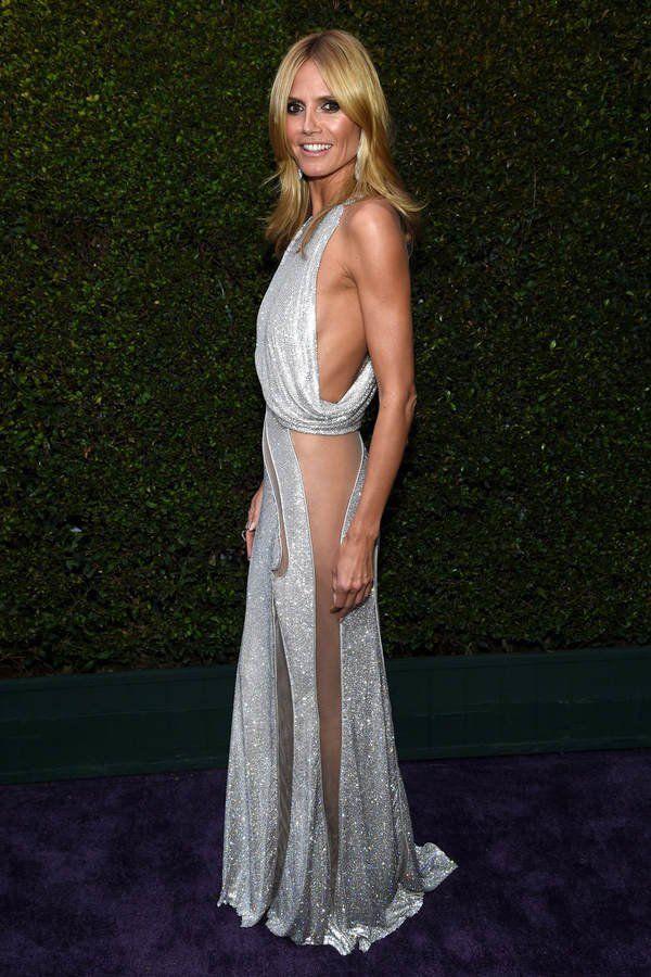 Heidi Klums Hintern bei den Oscars 2015