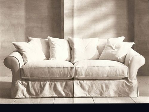 Crate And Barrel Slipcovers   Home Furniture Design