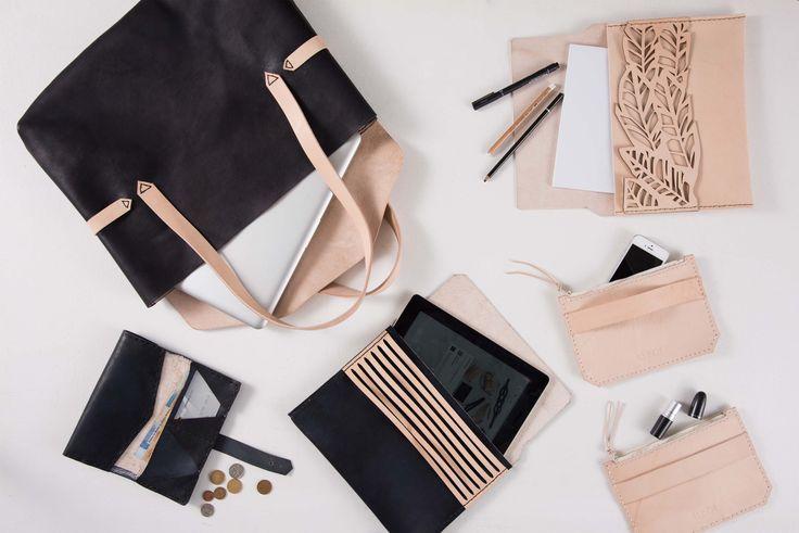 Ilundi leather goods - genuine leather - ILUNDI