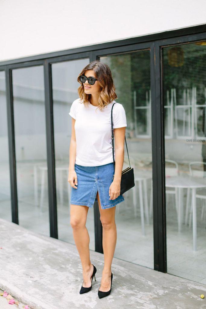 32 best ideas about Deconstructed skirt on Pinterest | Long pencil ...