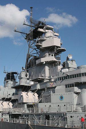 戦艦ウィスコンシンWisconsin BB-64