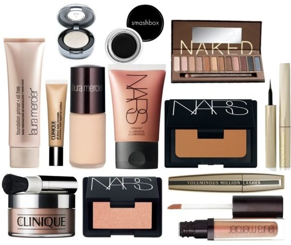 makeup- note- check out Nars illuminator- in Orgasm- for glowing over 40 skin??