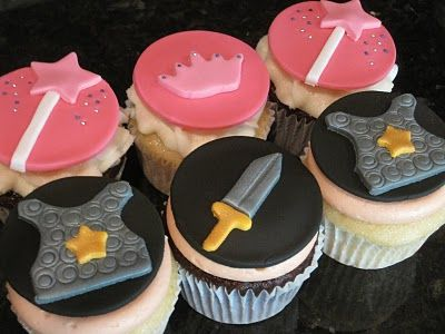 Once Upon a Cupcake - Custom Cupcakes from Orange County, CA - Wedding / Large Event cupcakes