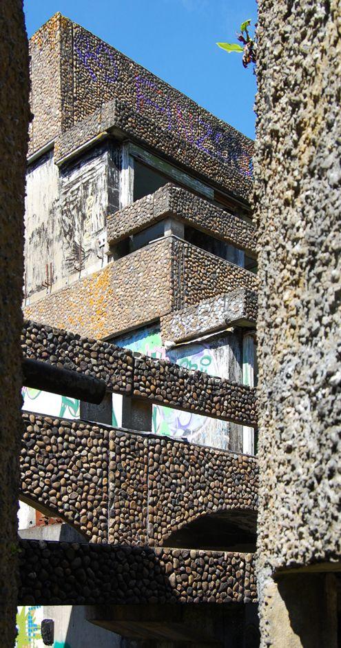 Scottish Brutalism | St Peter's College