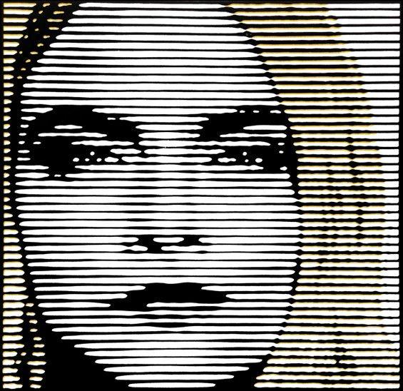 Janos Schaab: cara_02 - präsentiert von der galerie wagner + marks