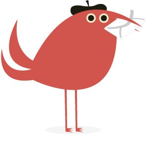 BLOG avec des bonnes ressources!   French Beret Bird would love you to sign up