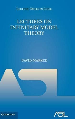 Lectures on Infinitary Model Theory (Lecture Notes in Logic) free ebook
