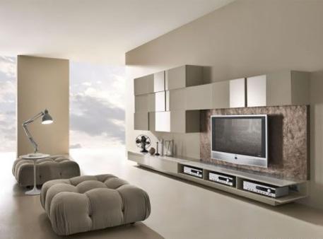 13 Ultra Modern Living Room Designs By Presotto Italia Modern Beige Themed Living  Room Design With Comfortable Sofa U2013 Home And Interior Design Ideas Part 80