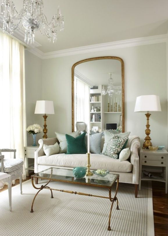 2013 Pantone Color of the Year, Emerald Green: Interiors, just a touch