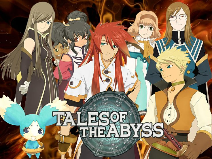 AnimeTales of the Abyss GenreAction,Adventure,Fantasy