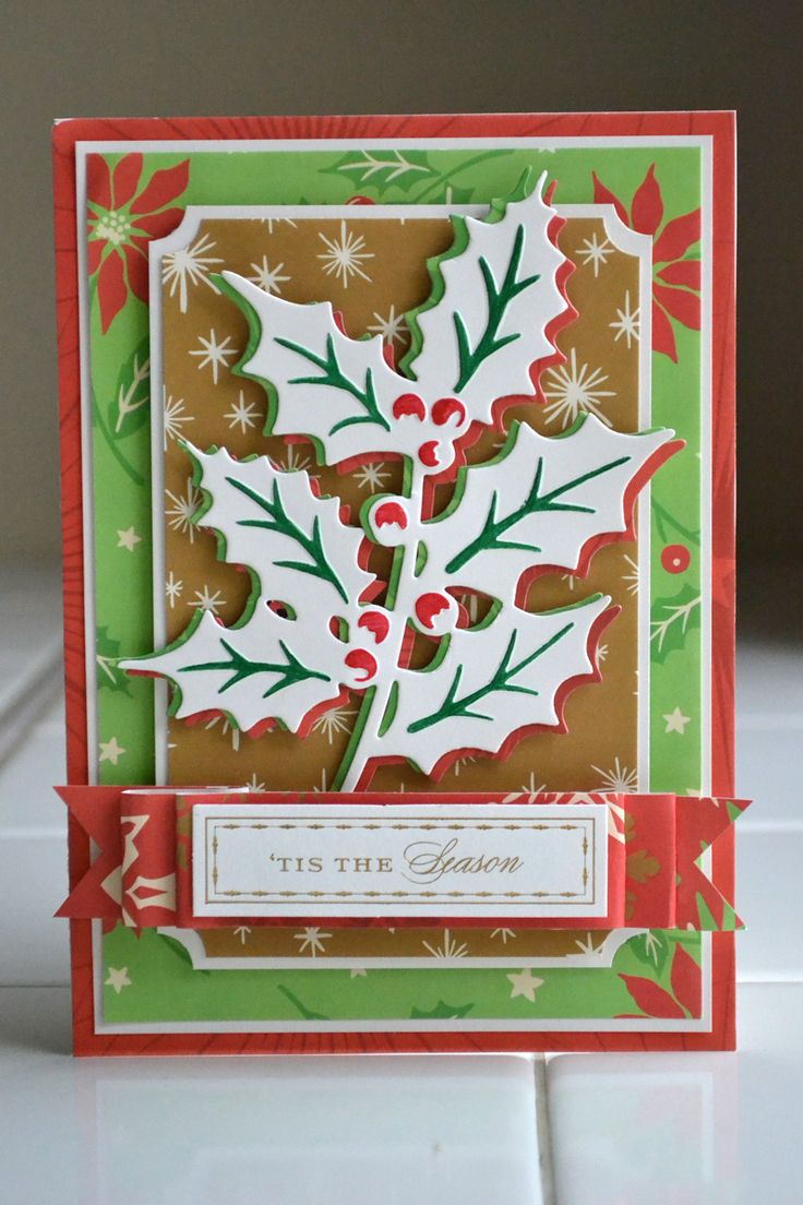 Scrapbook ideas christmas card - Need Diy Ideas For Scrapbooking Cardmaking Or Paper Crafts Find Tutorials Project Inspiration To Help You Celebrate And Document Your Life