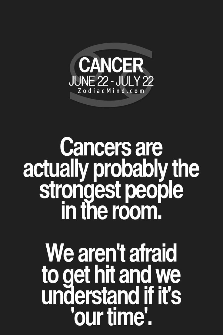 Cancer Zodiac Sign ♋ Huh?