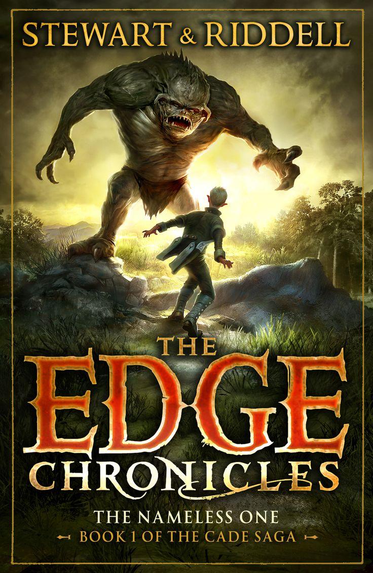 The Nameless One, Book 1 Of The Cade Saga #edgechronicles #chirsriddell  #paulstewart