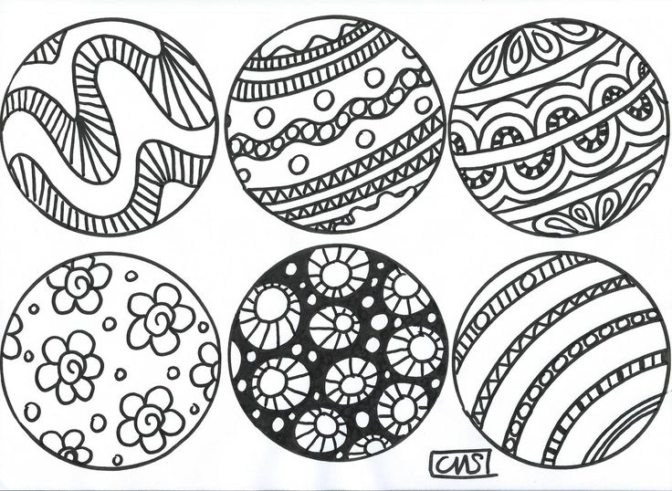 Plus de 25 id es uniques dans la cat gorie coloriage boule de noel sur pinterest designs - Dessin boule noel ...
