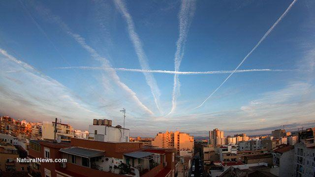 Scientist terrified of geoengineering technology being developed under guise of halting global warming