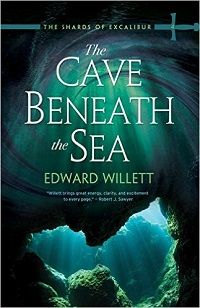 """The Cave Beneath the Sea will appeal to young readers in search of adventure as well as adults who enjoy another version of the timeless story of King Arthur. Wally's last name just happens to be Knight."""