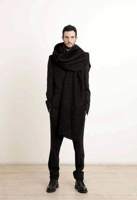 The Style Examiner: Jean-Paul Knott Menswear Autumn/Winter 2013:
