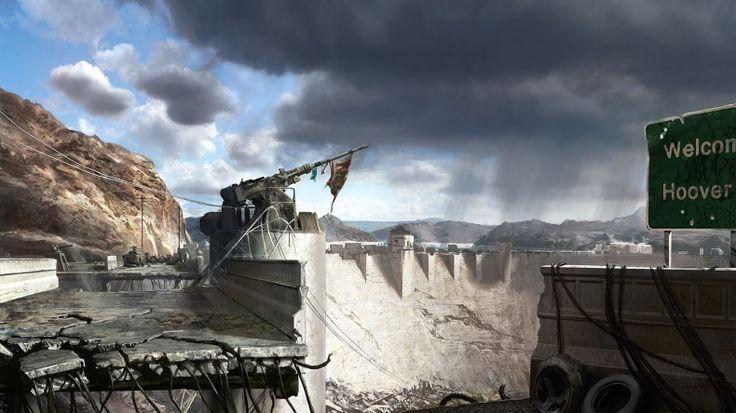 Fallout 4 Nuka World Wallpaper HD