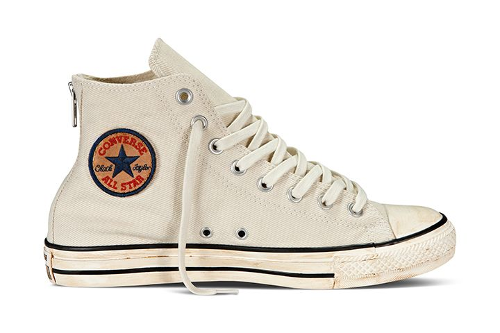Converse Chuck Taylor All Star Back Zip Collection.  http://www.thedailystreet.co.uk/2014/08/converse-chuck-taylor-star-back-zip-collection/