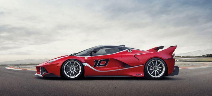 Un Ferrari FXX K de segunda mano por 3.600.000 euros