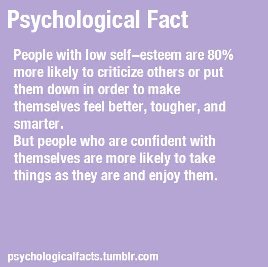 Understanding low self-esteem and how to improve it
