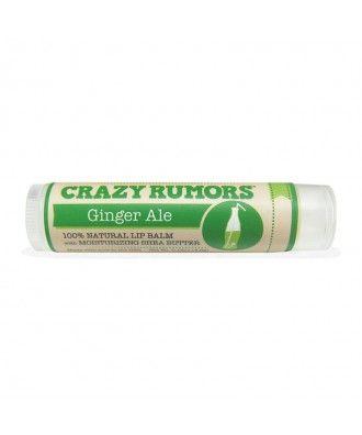 Balzám na rty Ginger Ale   Zázvorová limonáda a citrus Crazy Rumors