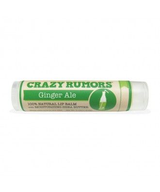Balzám na rty Ginger Ale | Zázvorová limonáda a citrus Crazy Rumors