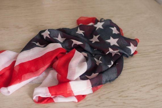 American Flag Wrap Baby American Flag Photo Prop by bluestonesky