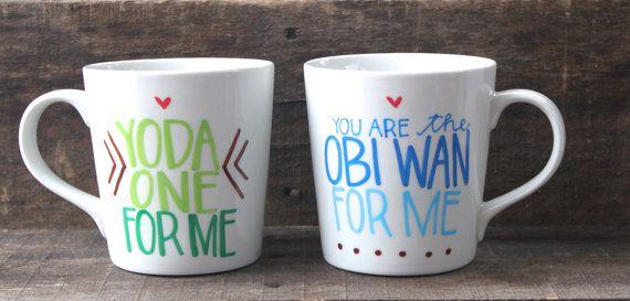Star Wars Mug - Hand Painted Mug