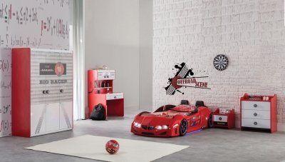 Racer Arabalı Çocuk Yatak Odası  | 3333,5 TL