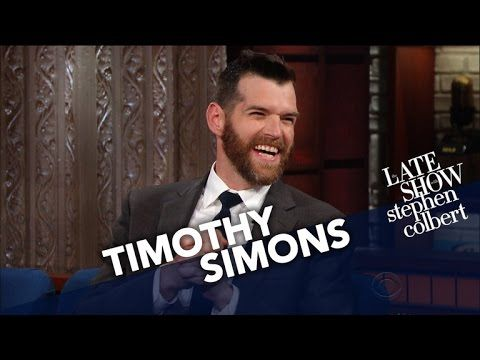 Timothy Simons' character on 'Veep' has been referred to as 'the world's largest single-cell organism' and an 'unstable piece of human scaffolding.' Subscrib...