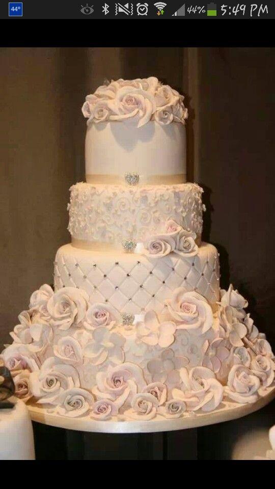My dream wedding cake!