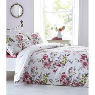 Multicoloured 'Thornbury' bedding set