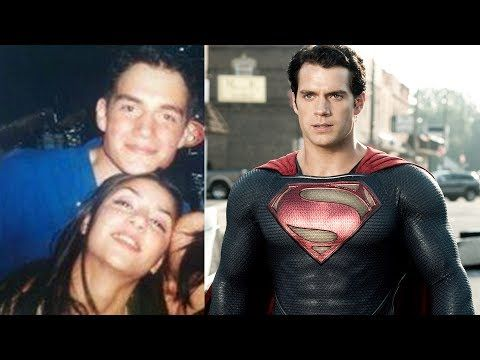 Henry Cavill Transformation From 1 To 34 Years Old Then and Now (Superman Actor) - YouTube
